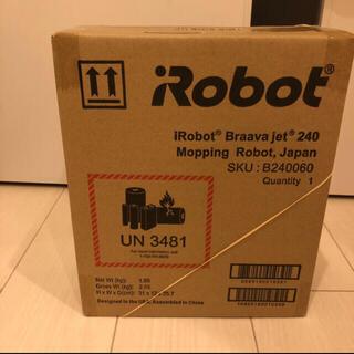iRobot - 【未開封】ブラーバジェット