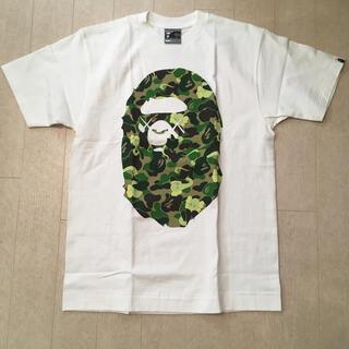 A BATHING APE - bape  kaws tシャツ