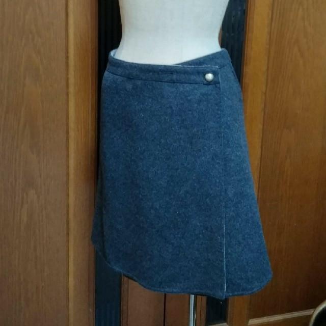 IENA(イエナ)のIENA リバーシブルスカート レディースのスカート(ひざ丈スカート)の商品写真