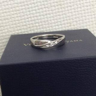 Vendome Aoyama - ヴァンドームアオヤマ pt950 ダイヤモンドリング