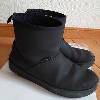 crocs - クロックスショートブーツ