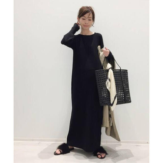 L'Appartement DEUXIEME CLASSE - 新品タグ付き L'Appartement Rib Knit ワンピース