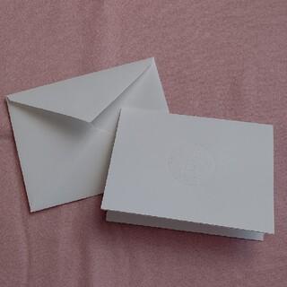 エルメス(Hermes)のエルメス  メッセージカード 封筒  3セット  新品未使用(カード/レター/ラッピング)