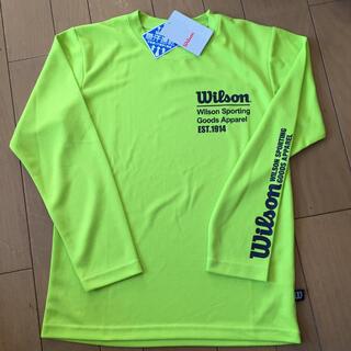 ウィルソン(wilson)の新品‼️ ウィルソン 長袖Tシャツ 160センチ(Tシャツ/カットソー)