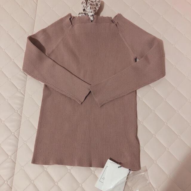 Rirandture(リランドチュール)のマイストラーダ レディースのトップス(ニット/セーター)の商品写真