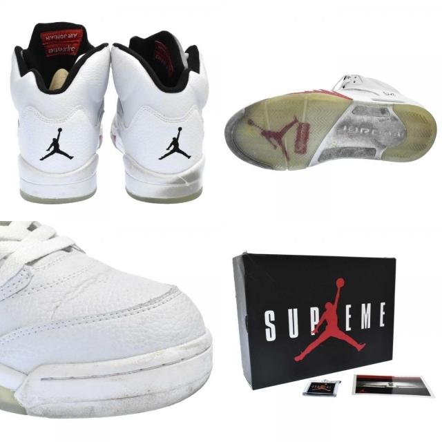 Supreme(シュプリーム)のSUPREME シュプリーム スニーカー メンズの靴/シューズ(スニーカー)の商品写真
