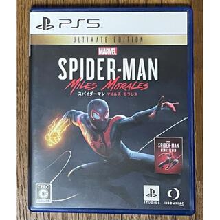 マーベル(MARVEL)のMarvel's Spider-Man: Miles Morales(家庭用ゲームソフト)