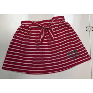 アナップ(ANAP)のANAP スカート 140〜150㎝ Sサイズ ピンク(スカート)