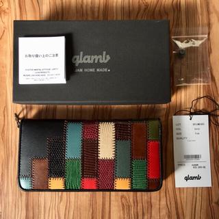 glamb - 新品/岩田剛典 使用モデル/グラム glamb/レザーロングウォレット/長財布