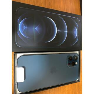 iPhone - iPhone 12 Pro Max パシフィックブルー 512GB 新品未使用