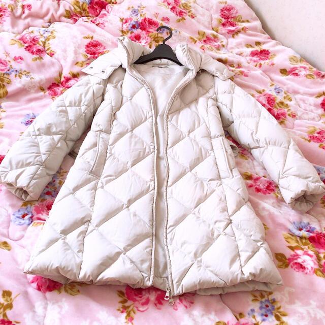 UNIQLO(ユニクロ)の💖UNIQLO ダウンロングコート💖 レディースのジャケット/アウター(ロングコート)の商品写真