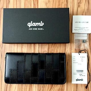 グラム(glamb)の新品/岩田剛典 使用モデル/グラム glamb/レザーロングウォレット/長財布(長財布)