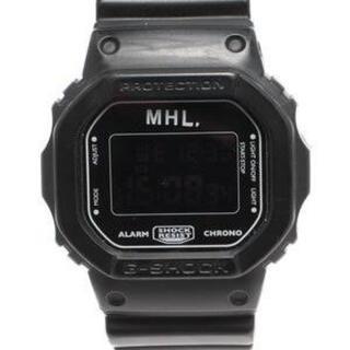 MARGARET HOWELL - MHL G-SHOCK 腕時計 コラボ マーガレットハウエル カシオ