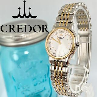 セイコー(SEIKO)の67 SEIKO クレドール時計 レディース腕時計 高級時計 18KT(18金)(腕時計)