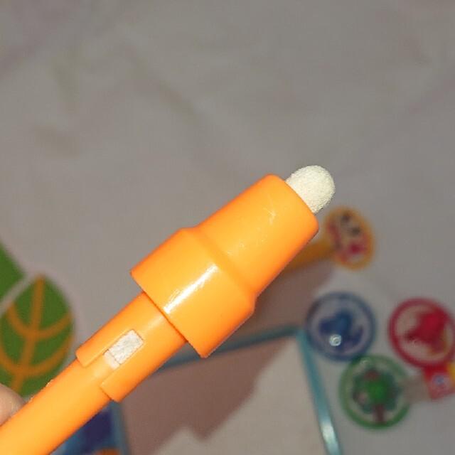 PILOT(パイロット)のスイスイお絵描き  水でおえかきシート キッズ/ベビー/マタニティのおもちゃ(知育玩具)の商品写真