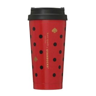 スターバックスコーヒー(Starbucks Coffee)のスターバックスコーヒー ケイトスペード コラボ ステンレスタンブラー(タンブラー)