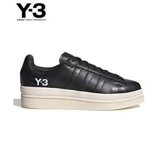 adidas - Y-3 HICHO 厚底スニーカー アディダス ヨウジヤマモトワイスリー ヒチョ