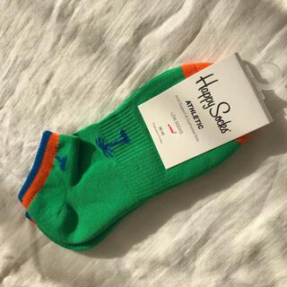 ユナイテッドアローズ(UNITED ARROWS)の新品 happy socks ハッピーソックス 36-40(ソックス)