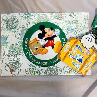 ディズニー(Disney)のディズニー バケーションパッケージ  ノベルティセット(ノベルティグッズ)