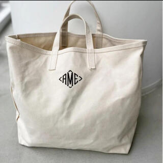 L'Appartement DEUXIEME CLASSE - AMERICANA/アメリカーナ AME Tote Bag ブラウン