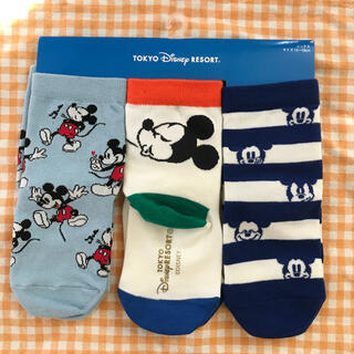 ディズニー(Disney)のディズニーソックス(靴下/タイツ)
