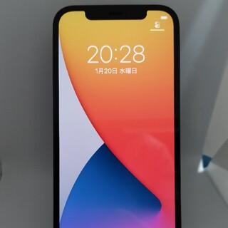 新品未使用 iphone12 pro ブルー 128GB(スマートフォン本体)