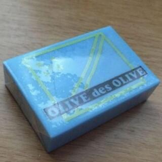 オリーブデオリーブ(OLIVEdesOLIVE)のolive des olive 消しゴム  消しごむ 新品未使用(消しゴム/修正テープ)