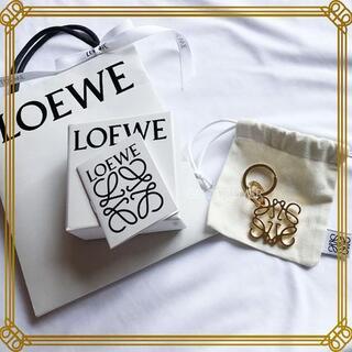 LOEWE - LOEWE ロエベ アナグラム キーリング