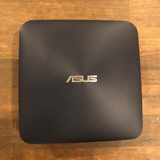 エイスース(ASUS)のASUS VivoMini UN45 UN45-VM163Z 小型スティックPC(デスクトップ型PC)