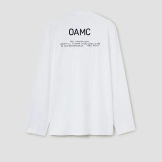 Jil Sander - 新品 OAMC ロングTシャツ Sサイズ