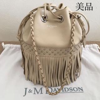 J&M DAVIDSON - 美品 J&M DAVIDSON  Drawer別注 カーニバル L スタッズ