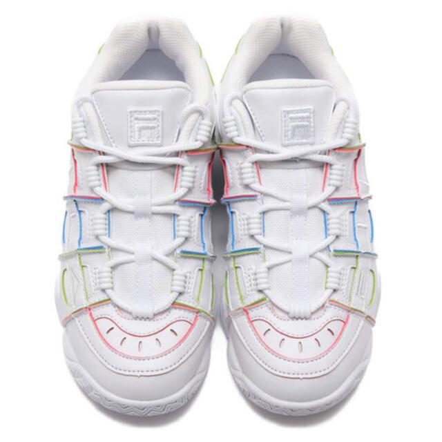 FILA(フィラ)の新品 未使用 FILA フィラ スニーカー  バリケード 23cm レディースの靴/シューズ(スニーカー)の商品写真