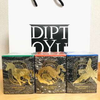 diptyque - Diptyque ディプティック190g   3個まとめて 限定キャンドル