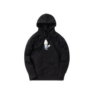 Supreme - Kith Treats Cereal Boy Hoodie Black パーカー
