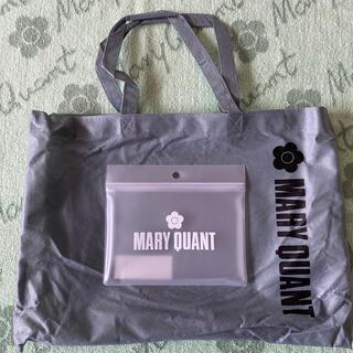 MARY QUANT - 不織布バッグとケース