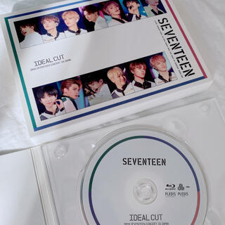 SEVENTEEN - IDEAL CUT 2018 SEVENTEEN JAPAN blu-ray