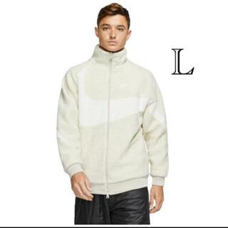 NIKE - L セイル nike big swoosh boa jacket