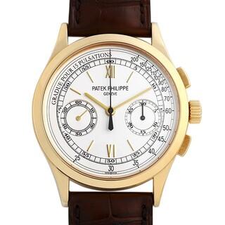 アイ(i)のコンプリケーション カウンタークロノグラフ パルスメーター腕時計(腕時計(アナログ))