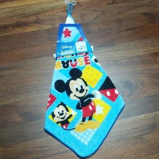 ディズニー(Disney)のループタオル ミッキー(タオル/バス用品)