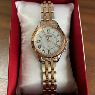 セイコー(SEIKO)のSEIKO LUKIA ルキア SSVV056 新品同様(腕時計)