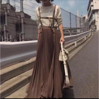 Ameri VINTAGE - 新品未使用・プリーツスカート