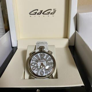 ガガミラノ(GaGa MILANO)のGAGAミラノ時計(腕時計(アナログ))