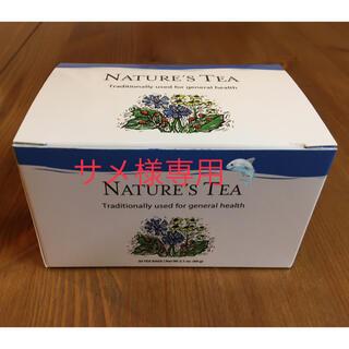 サメ様専用(ネイチャーズティー  6箱180袋)(茶)