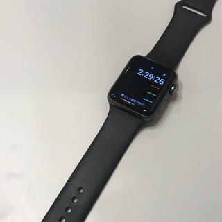 Apple Watch - Apple Watch series3  42mm GPS セルラーモデル