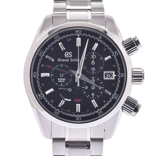 セイコー(SEIKO)のセイコー  グランドセイコー スプリングドライブGMT 腕時計(腕時計(アナログ))