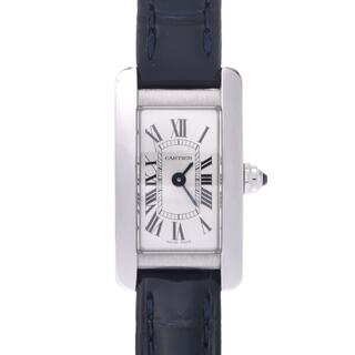 Cartier - カルティエ  タンク アメリカン 腕時計