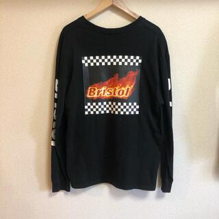 エフシーアールビー(F.C.R.B.)のロンT F.C.R.B (Tシャツ/カットソー(七分/長袖))