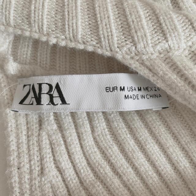 ZARA(ザラ)の出品01/24まで ZARA アームウォーマー レディースのトップス(ニット/セーター)の商品写真