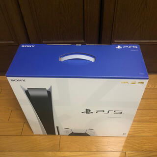 プレイステーション(PlayStation)のPlayStation5 プレステ5 PS5 本体 通常版 新品未開封(家庭用ゲーム機本体)