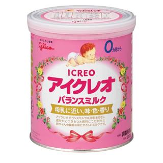 粉ミルク アイクレオ バランスミルク  320g